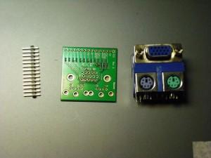 Cable RGB VGA