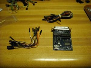 TIAO Parallel JTAG kit.