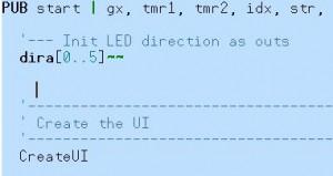 PUBlic INIT code to add