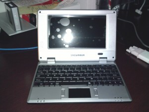 Netbook by itself