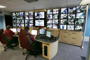 CCTV Wall