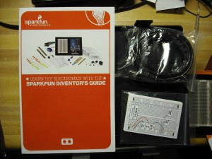 Manual, flashcards and USB cable