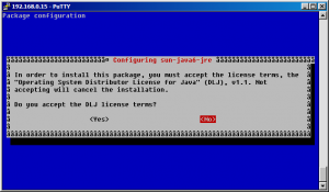 Java Warning 2