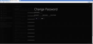 MC Change Password