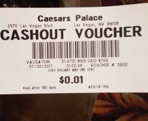I suck at gambling