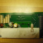 Extracted power supply board
