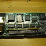 Processor board other side